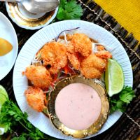 Keto Coconut Shrimp