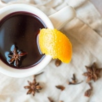 Keto Mulled Wine (Gluhwein)