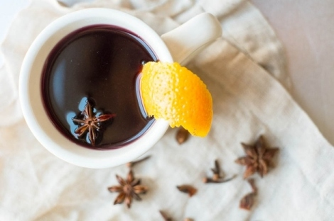 Keto Mulled Wine
