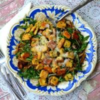 """Garlic """"Gnocchi"""""""