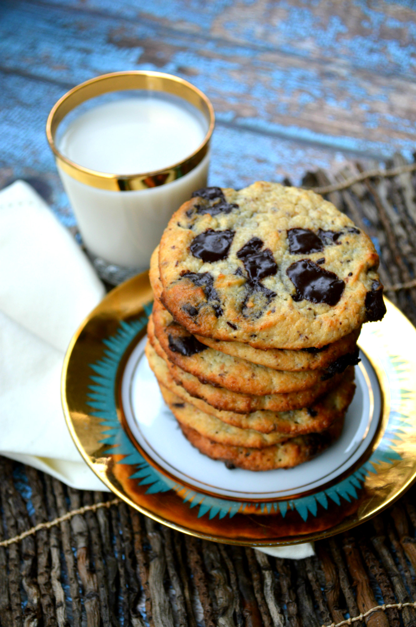 Soft Batch Cookies | The Primitive Palate